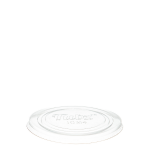 110mm Clear Plastic Tubz Lids